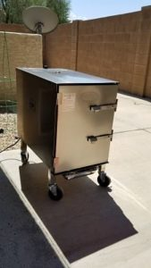 Smokin-It Model 3 electric smoker